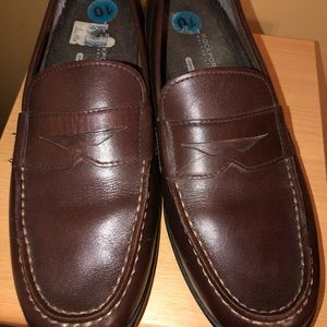 Rockport penny loafers